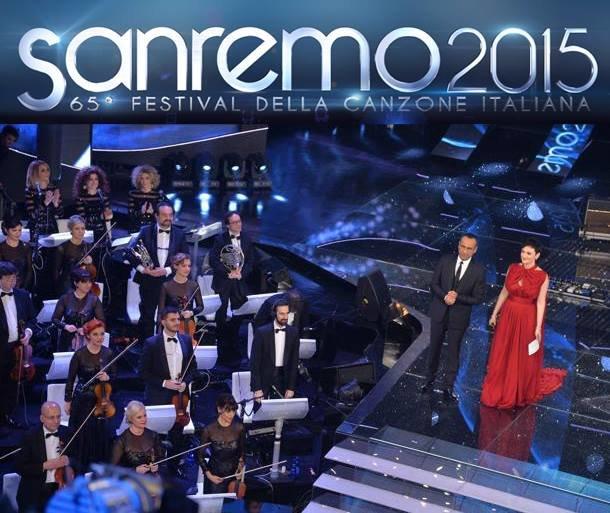 Isabel Garcia вечерние платья для музыкального фестиваля Сан Ремо