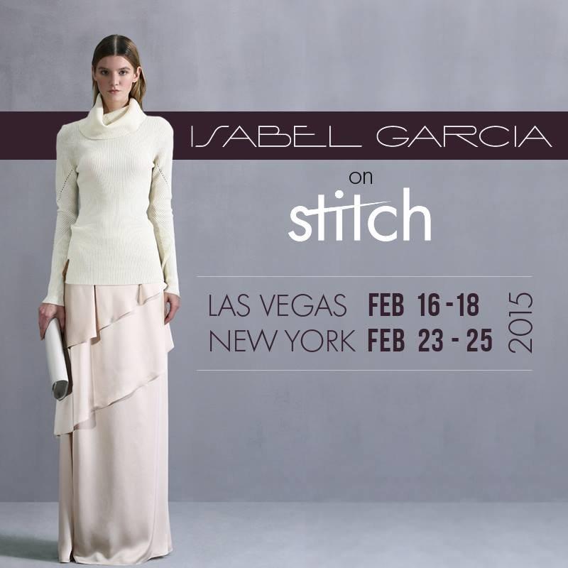 Выставка Stitch Isabel Garcia