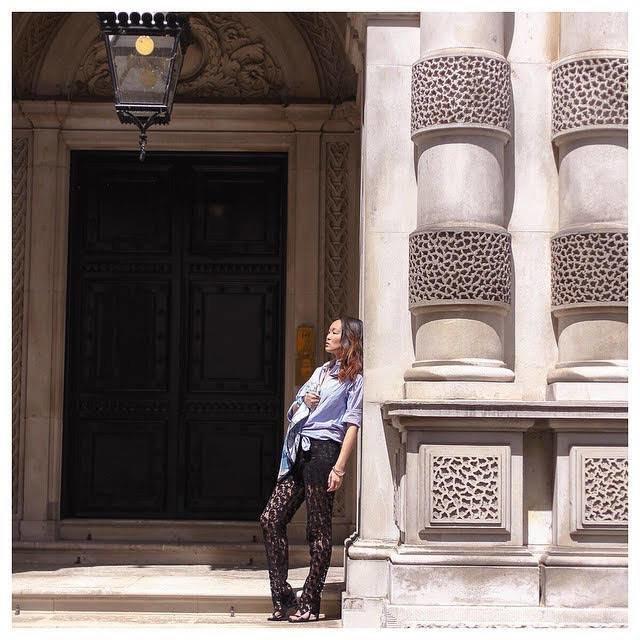 брюки Isabel Garcia Mariko Kuo из Silk & Suits