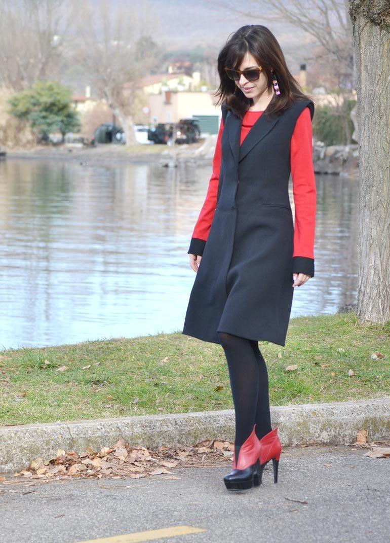 блоггер Антеа наряде Isabel Garcia