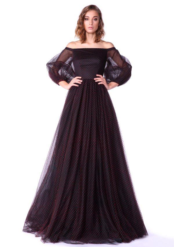 02a2dfb9c1b2c95 Вечернее платье Isabel Garcia BK1041 | Купить, цена, доставка