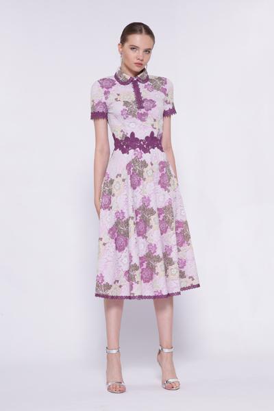 Коктейльное платье (BN2140)
